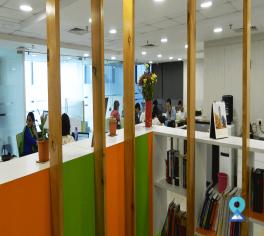 Business Centre in Netaji Subhash Place, Delhi