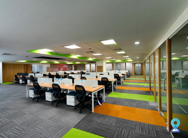 Office Space Maruthi Emerald, Bengaluru