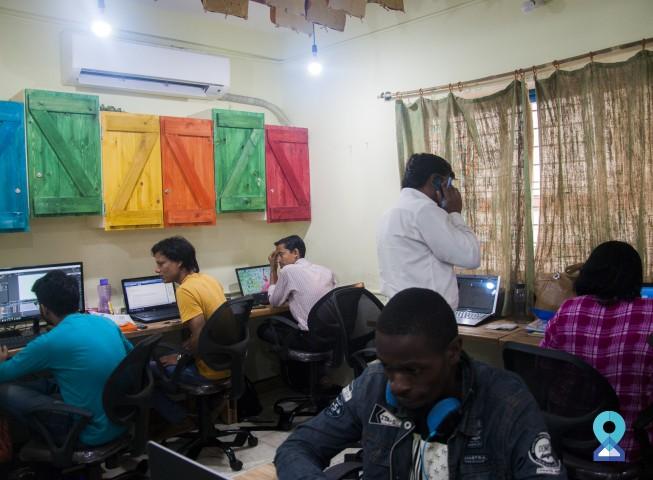 Office Space CBD Belapur