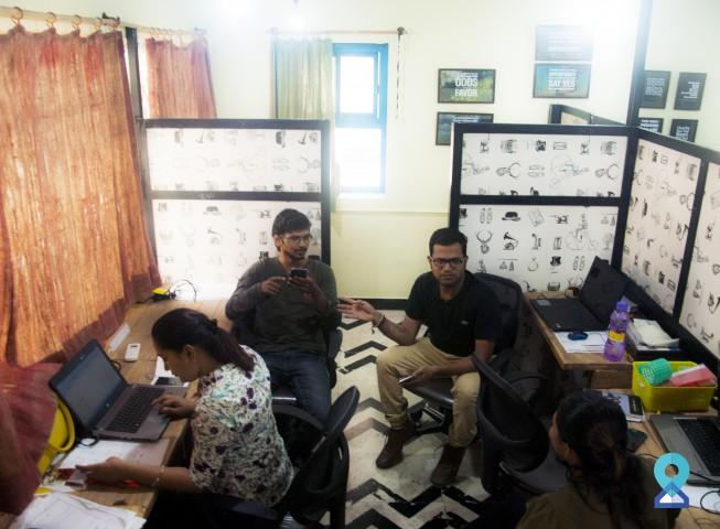 Coworking Space in CBD Belapur, Vashi, Navi Mumbai