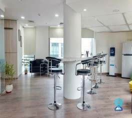Shared Office in Iris Tech Tower, Sector-48, Sohna Road, Gurgaon