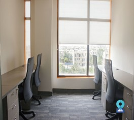 Office Space Indiranagar Double Road, Bengaluru