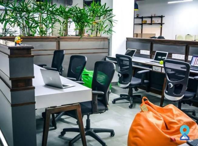 Office Space Indiranagar, Double Road, Bengaluru