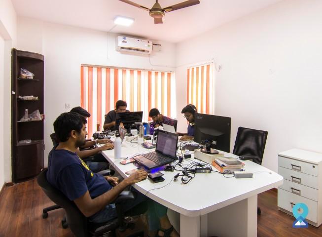 Coworking space in Koramangala, Bengaluru