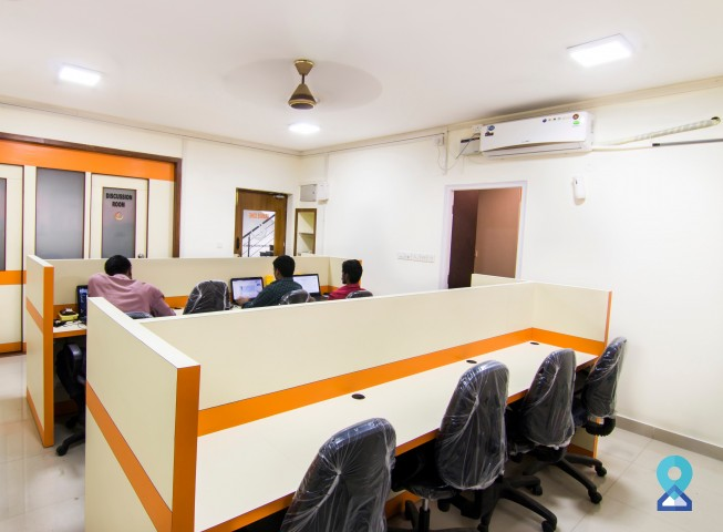 Rent office in Koramangala, Bengaluru