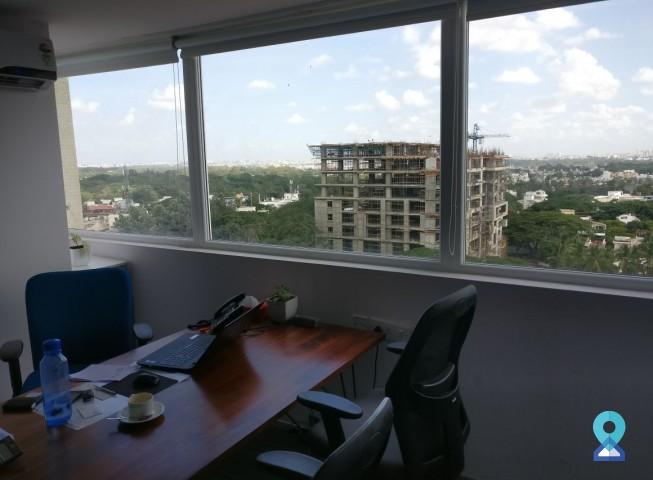 Business Centre at MG Road, Bengaluru
