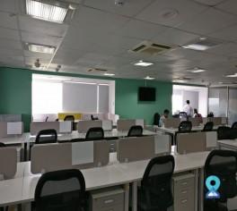 Coworking office at MG Road, Bengaluru