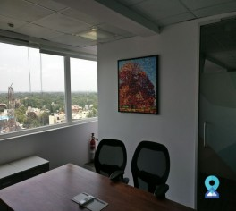 Serviced Office at MG Road, Bengaluru