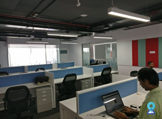 Serviced Office Space in Bannerghata Road