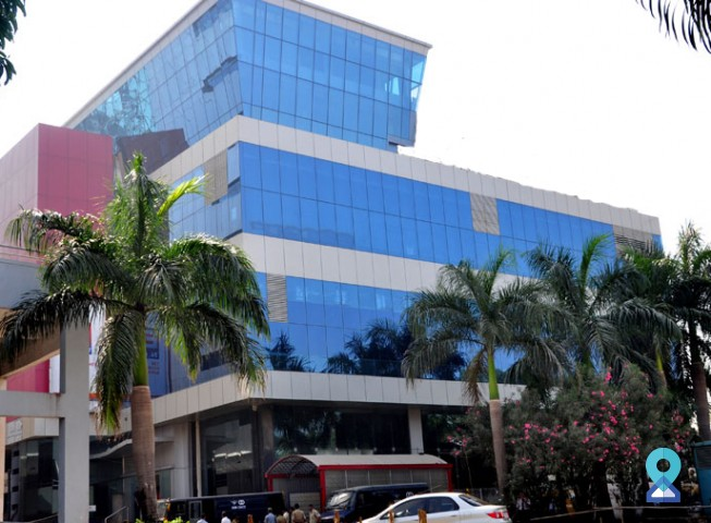 Business Centre Lower Parel, Mumbai