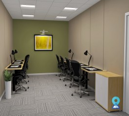 Office Space Lower Parel, Mumbai