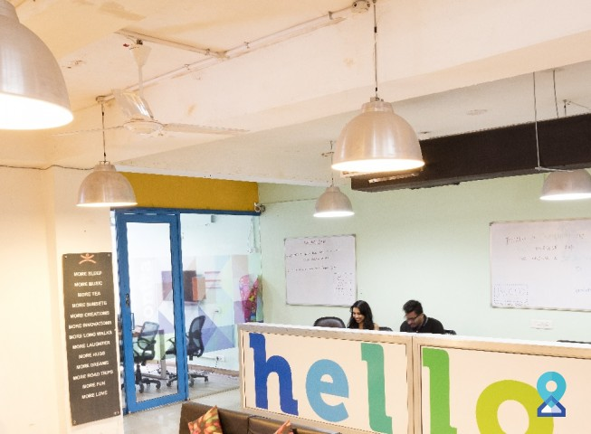 Coworking Office Space in Delhi