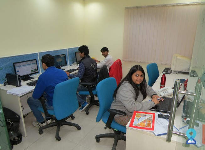 Serviced Office Space in Noida