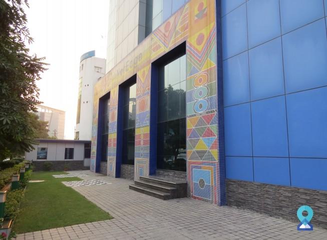 Business Centre in Noida