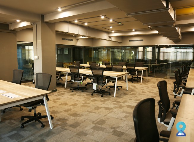 Coworking Office in Sector 16A, Noida