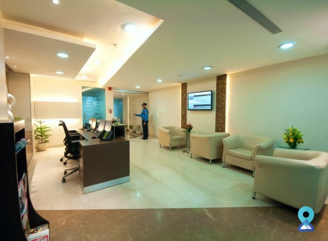 Office Space Southern Park, Saket