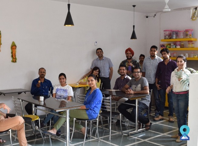 Office Space Phase 8-B, Mohali