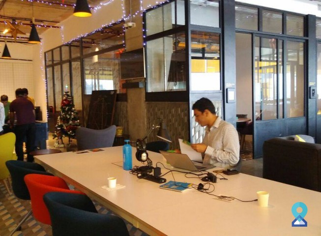 Coworking Space in Lower Parel, Mumbai