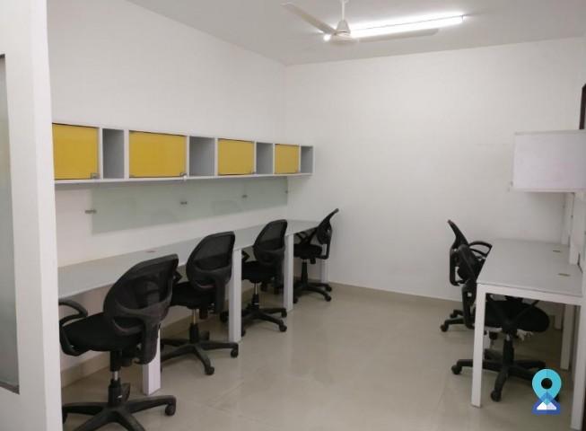 Office space in Indiranagar, Bengaluru