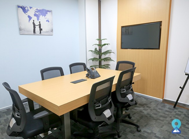 Office Space Vasant Square Mall
