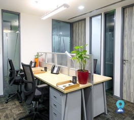Serviced Office in Sector 16A Noida