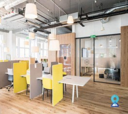 Coworking Space in Cybercity DLF Phase 3, Gurgaon