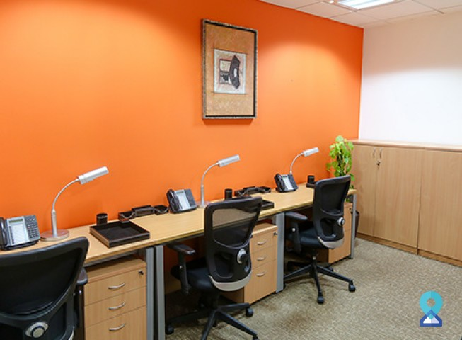 Coworking Space in Cybercity DLF Phase 2, Gurgaon