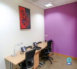 Coworking Space in Building 8 Cybercity DLF Phase 2, Gurgaon