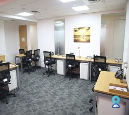 Coworking Space in Building 5 Cyber City, Gurgaon