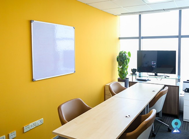 Meeting room in Sector 18, Gurgaon