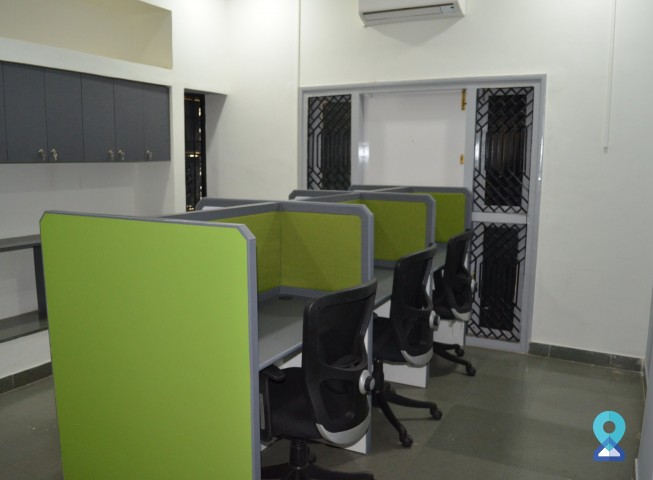 Serviced Office in Anand Nagar, Pune