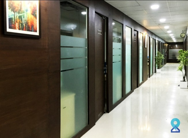 Business Centre in Kalyani Nagar, Pune