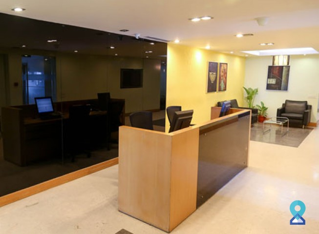 Business Centre in MG Road, Bangalore