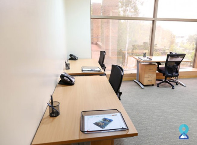 Business Centre in Whitefield, Bangalore