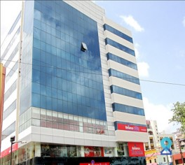 Serviced office space in Begumpet, Hydrabad