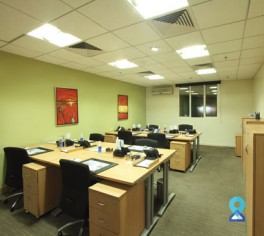 Serviced Office Space in Dr.Radhakrishnan Salai, Chennai