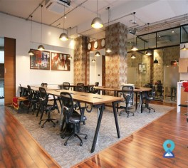 Coworking Office Space Vasani Nagar, Pune