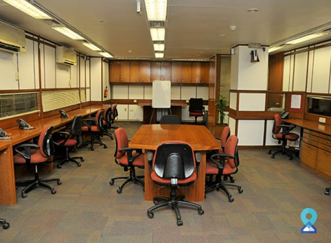 Business Centre in Nehru Place, New Delhi