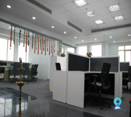 Co-working Office Space in Sector 16A, Noida