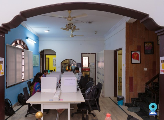 Co-working Space in Koramangala, Bangalore
