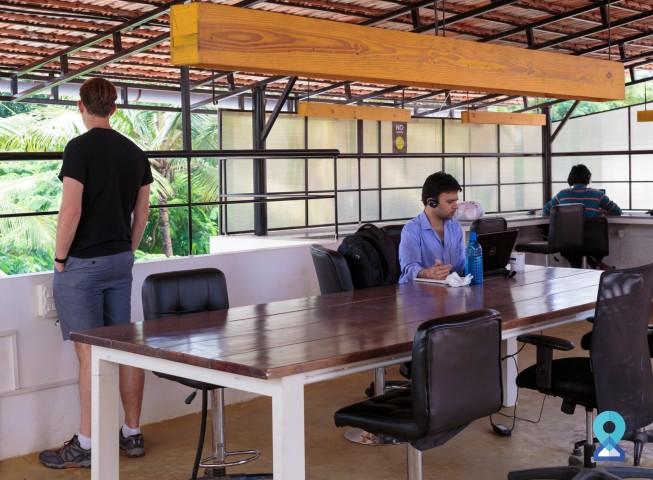 Coworking in Indiranagar, Bangalore