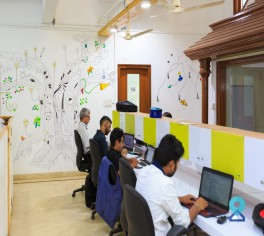 Coworking Space in HSR Layout Sector 4, Bangalore