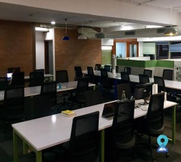 Co-working Office Space in Ashok Nagar, Bangalore