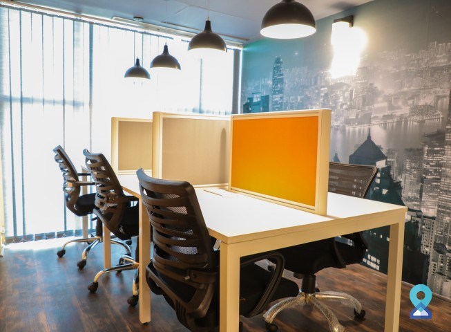 Shared Office Space in Udyog Vihar, Gurugram