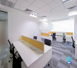 Serviced Office in M G Road Gurgaon