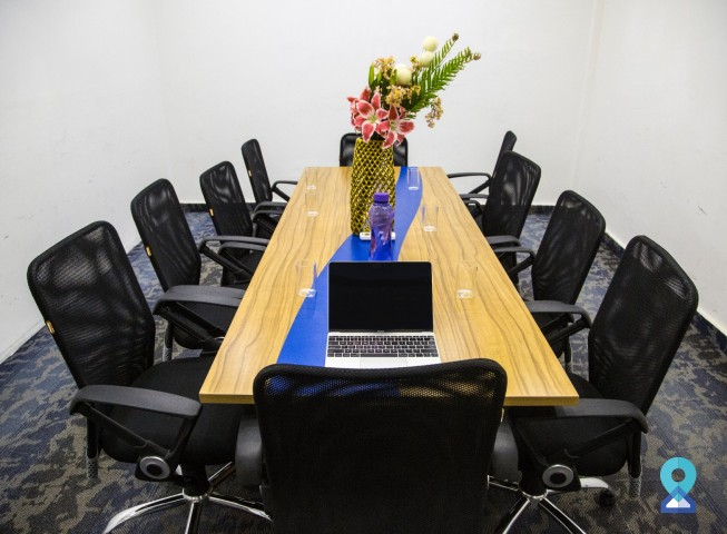 Meeting room in Udyog Vihar Gurugram