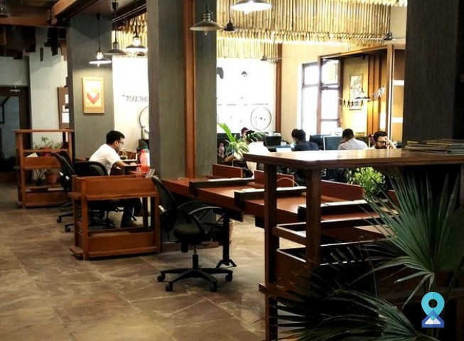 Coworking Office Space in Sec 65 Noida