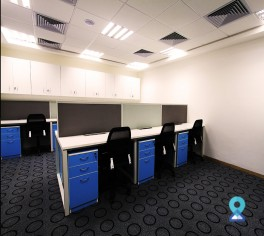 Serviced Office in Langford Town, Bengaluru