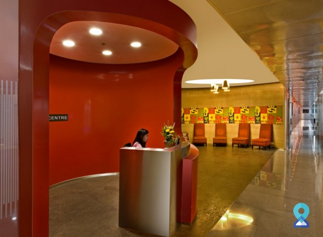 Office Space Tech Park One, Pune