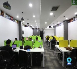 Office Space Netaji Subhash Place, Delhi